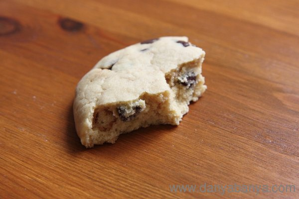 Yummiest chocolate chip cookie recipe