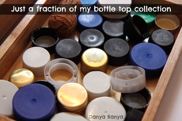 bottle top collection