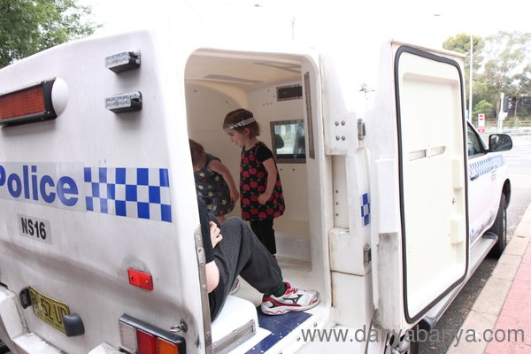 The ONLY picture I want to see of JJ in a paddy wagon