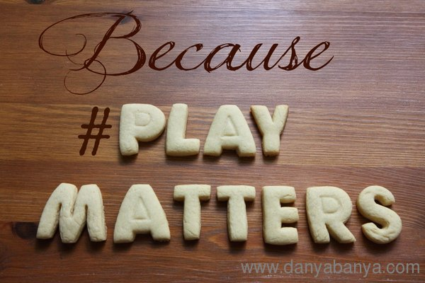 Because alphabet #playmatters
